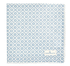 GreenGate Stoff-Serviette Bianca Dusty Blue