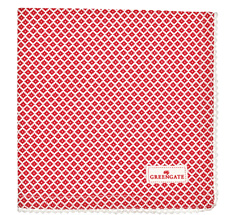 GreenGate Stoff-Serviette Judy Red