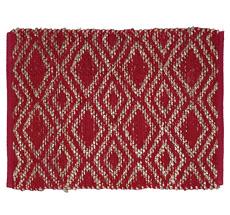 GreenGate Teppich Bianca Red 60x90