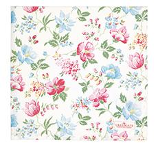 GreenGate Tischdecke Donna White 150x150