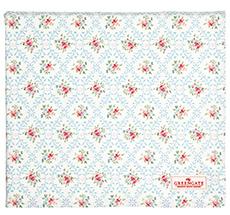GreenGate Tischdecke Daisy White 145x250