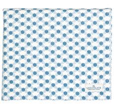 GreenGate Tischdecke Lolly Blue 145x250