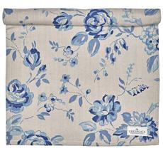 GreenGate Tischläufer Amanda Dark Blue 45x140