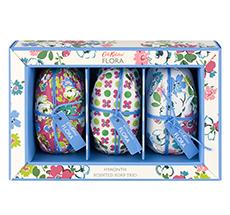 Cath Kidston Flora Blue Hyacinth Handseife Trio