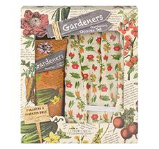 Heathcote & Ivory Gardeners Set Garten-Arbeitshandschuhe und Schutzcreme