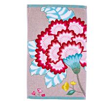 PIP Studio Gästetuch Floral Fantasy Khaki
