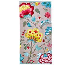 PIP Studio Duschtuch Floral Fantasy Khaki