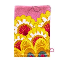 Pip Studio Waschlappen Floral Fantasy Pink