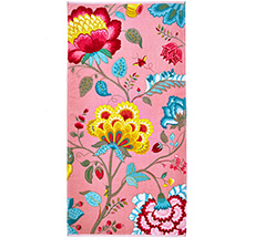 Pip Studio Duschtuch Floral Fantasy Pink