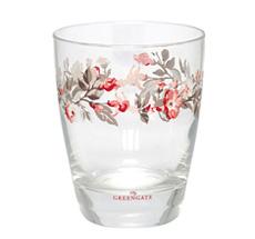 GreenGate Wasserglas Shirley Linen