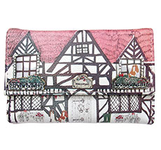 Disaster Designs Geldbörse Home Tudors