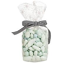 krima & isa Folientüten Kristalle Weiß 10er-Set