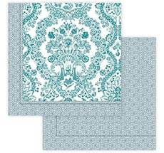 PIP Studio Tagesdecke Lacy Dutch Cameo