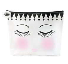Miss Étoile Multi Bag Flat Eyes and Dots M