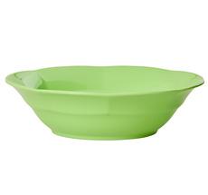 Rice Melamin Suppenteller Pastel Neon Green