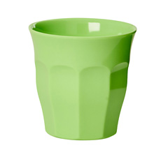 Rice Melamin Becher Pastel Neon Green