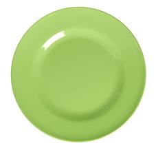 Rice Melamin Speiseteller Pastel Neon Green