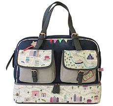Disaster Designs Weekendbag Memento