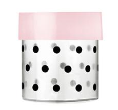 Miss Étoile Aufbewahrungs-Dose Dots S, Deckel rosa