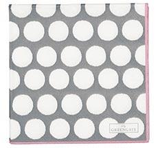 GreenGate Papier-Serviette Aura Grey Large