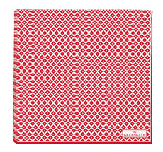 GreenGate Papier-Serviette Judy Red Large