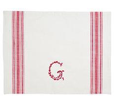 GreenGate Platzset G Raspberry 35x45 cm