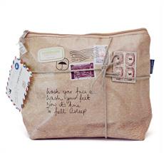 Disaster Designs Kulturbeutel Paper Plane Wash Bag