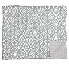 GreenGate Quilt Kaya Grey 140x220