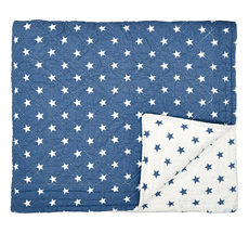 GreenGate Quilt Star Indigo