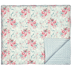 GreenGate Quilt Betty Mint 140x220