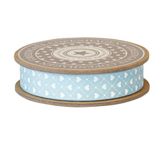 GreenGate Geschenkband Haven Mint