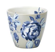 GreenGate Latte Cup Amanda Dark Blue