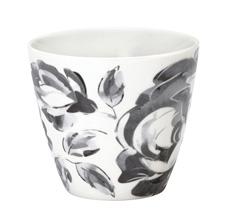 GreenGate Latte Cup Amanda Dark Grey