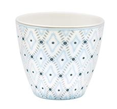GreenGate Latte Cup Becher Elsa Sand