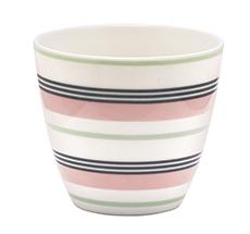 GreenGate Latte Cup Becher Leoma Peach
