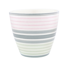 GreenGate Latte Cup Mabel White