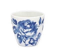 GreenGate Mini Latte Cup Amanda Indigo