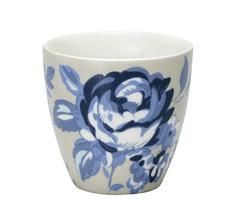 GreenGate Mini Latte Cup Amanda Dark Blue
