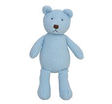 GreenGate Strick-Teddy Blue