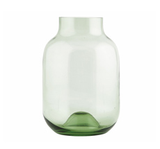House Doctor Vase Shaped Grün Mittel