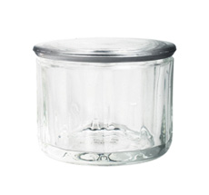 IB LAURSEN Salzglas
