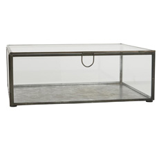 IB LAURSEN Glasbox mit Deckel Groß