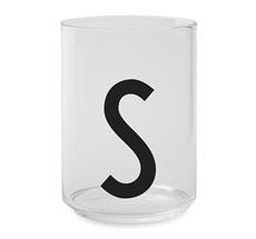 Design Letters Wasserglas S