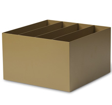 ferm LIVING Plant-Box Trennelement Olive