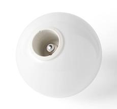 Menu TR Bulb Ersatzbirne mit glänzendem Opalglas