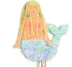 Meri Meri Pinata Meerjungfrau