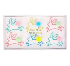 Meri Meri Büroklammern Bunny
