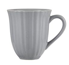 IB LAURSEN Tasse mit Rillen Mynte French Grey