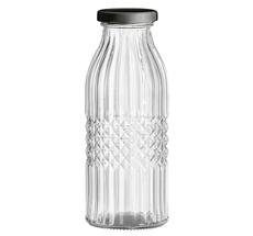 Bloomingville Glasflasche mit Deckel