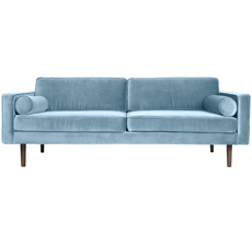 Broste Copenhagen Sofa Wind Pastel Blue